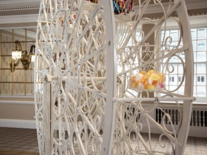 8.5ft Candy Ferris Wheel Wedding Sweets
