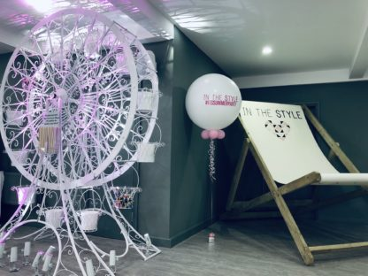 8.5ft Candy Ferris Wheel Summer Party ITS