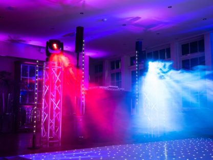 DJ & Residency Production Package Lighting Sound