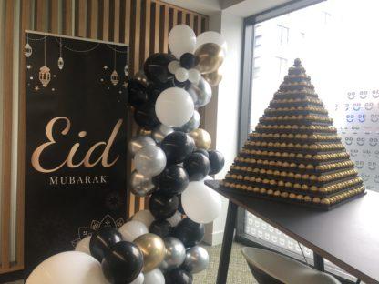 Square Ferrero Rocher Eid Display Corporate