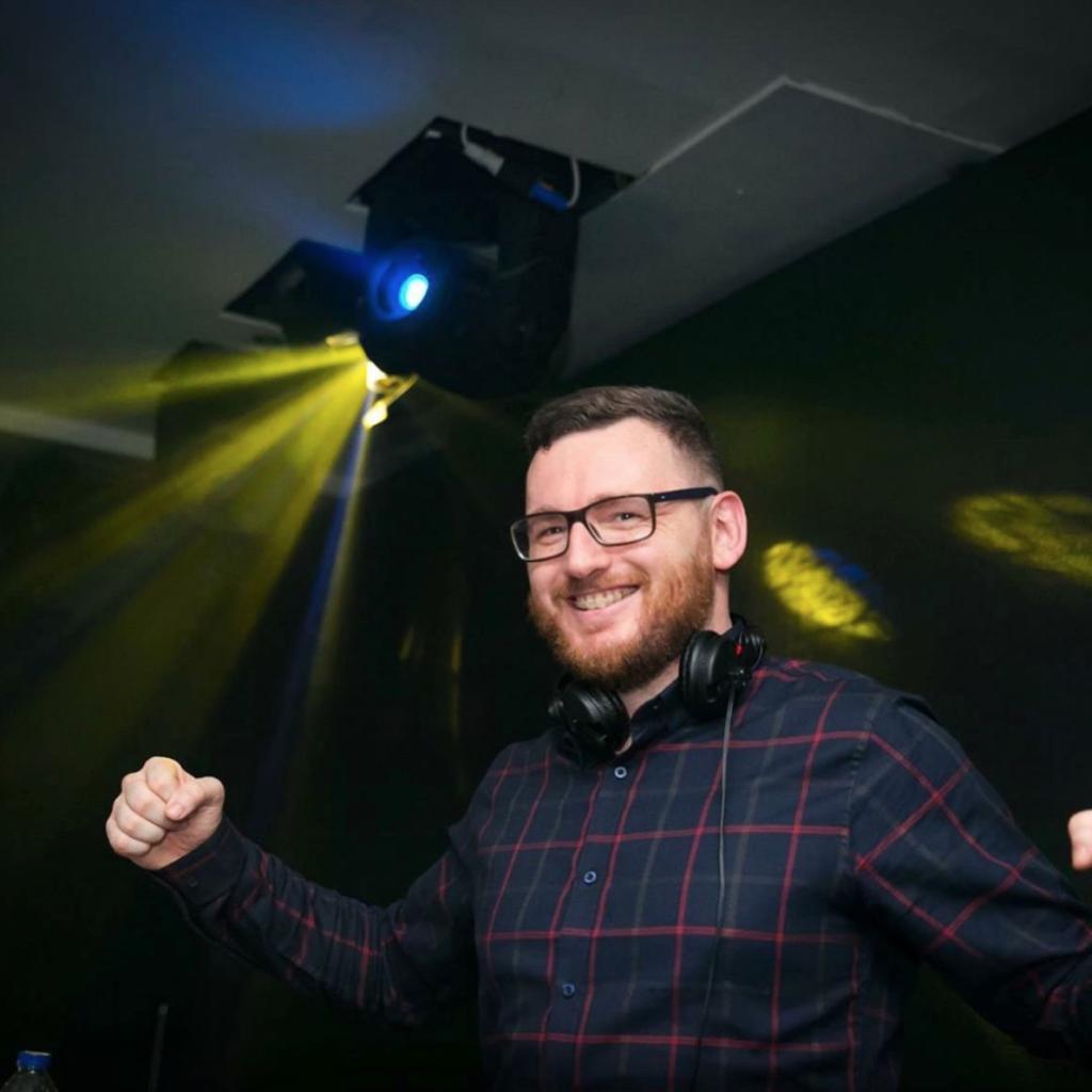 DJ James Cain