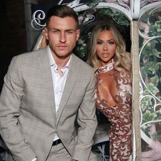 Holly Hagan Jacob Blyth Engagement Party