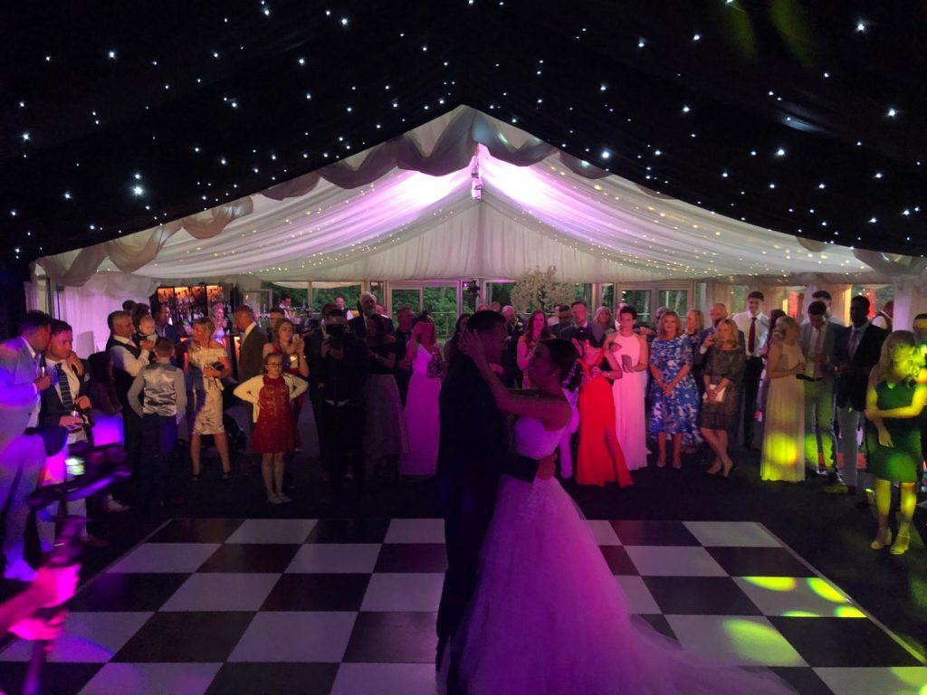 Maria Fowler Kelvin Batey Wedding5