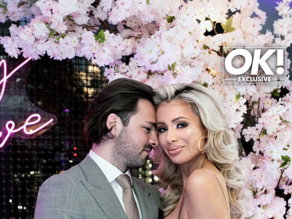 Olivia Attwood Bradley Dack Engagment Party 4