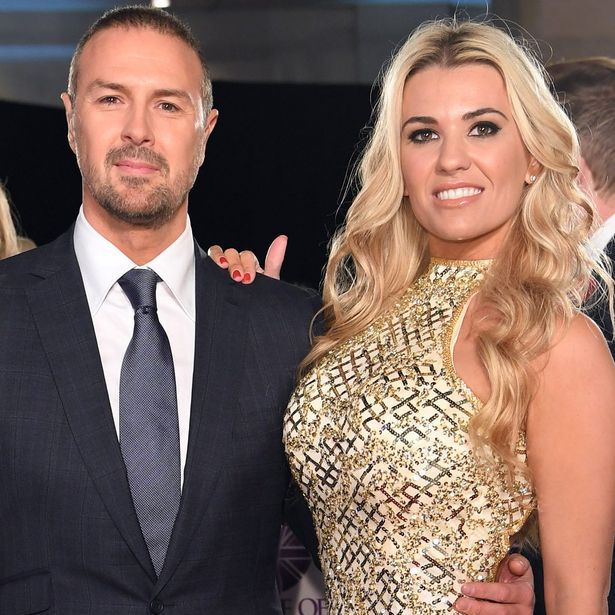 Paddy McGuinness Twinkle Ball