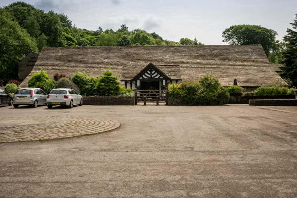 Rivington Hall Barn Wedding venue