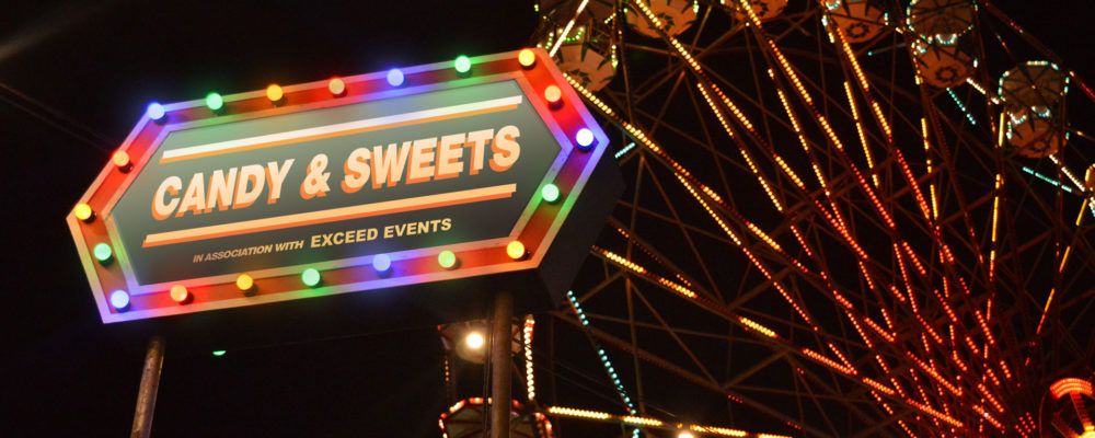 Candy & Sweet Stands